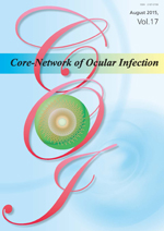 Core-Network of Ocular Infection August 2015, Vol.17